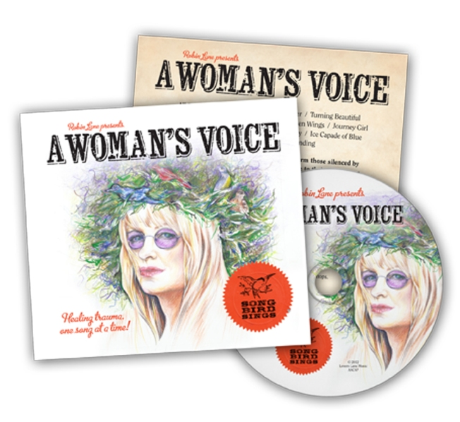 A Woman's Voice CD Array full 2